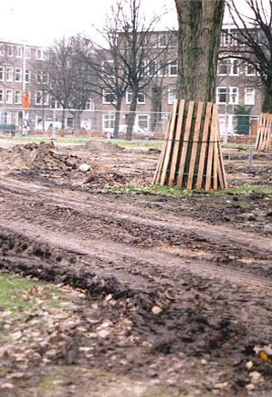 Groenddirectie Holland Analyse